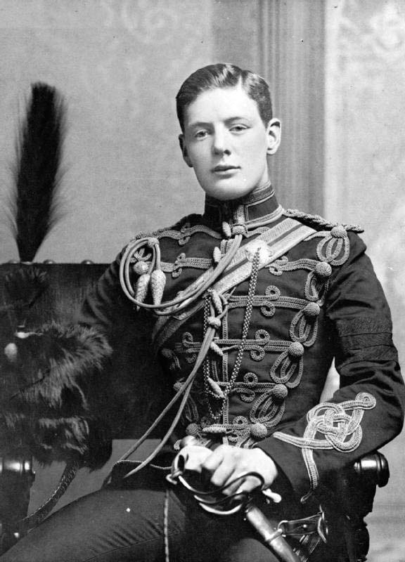 The Rise of Jennie Churchill's son, Winston:  A Future Prime Minister Running Headlong into Adventure