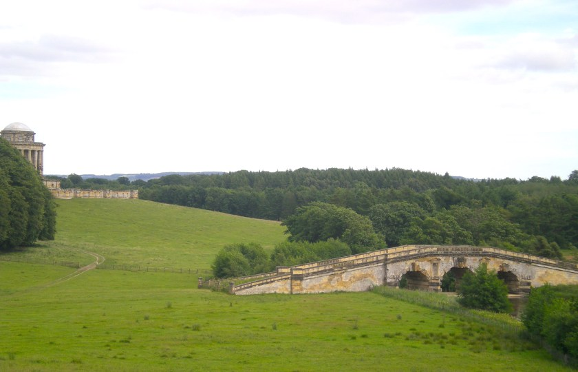 Castle Howard bridge