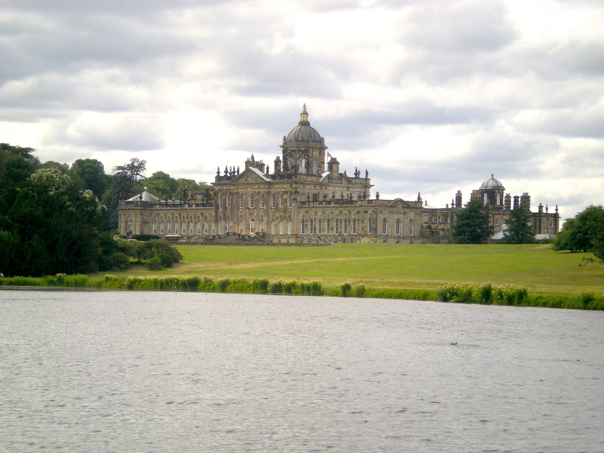 Castle Howard–A Brideshead Worth Revisiting