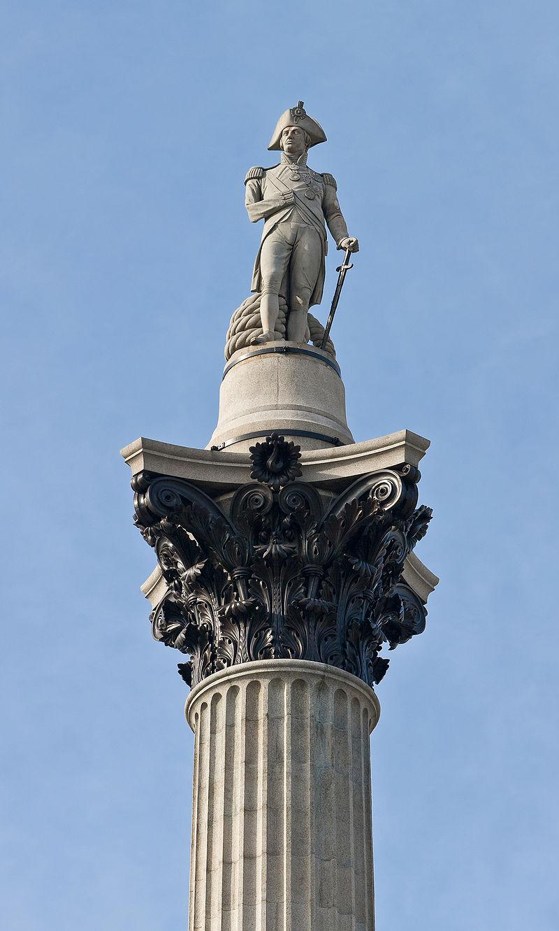 Trafalgar Column