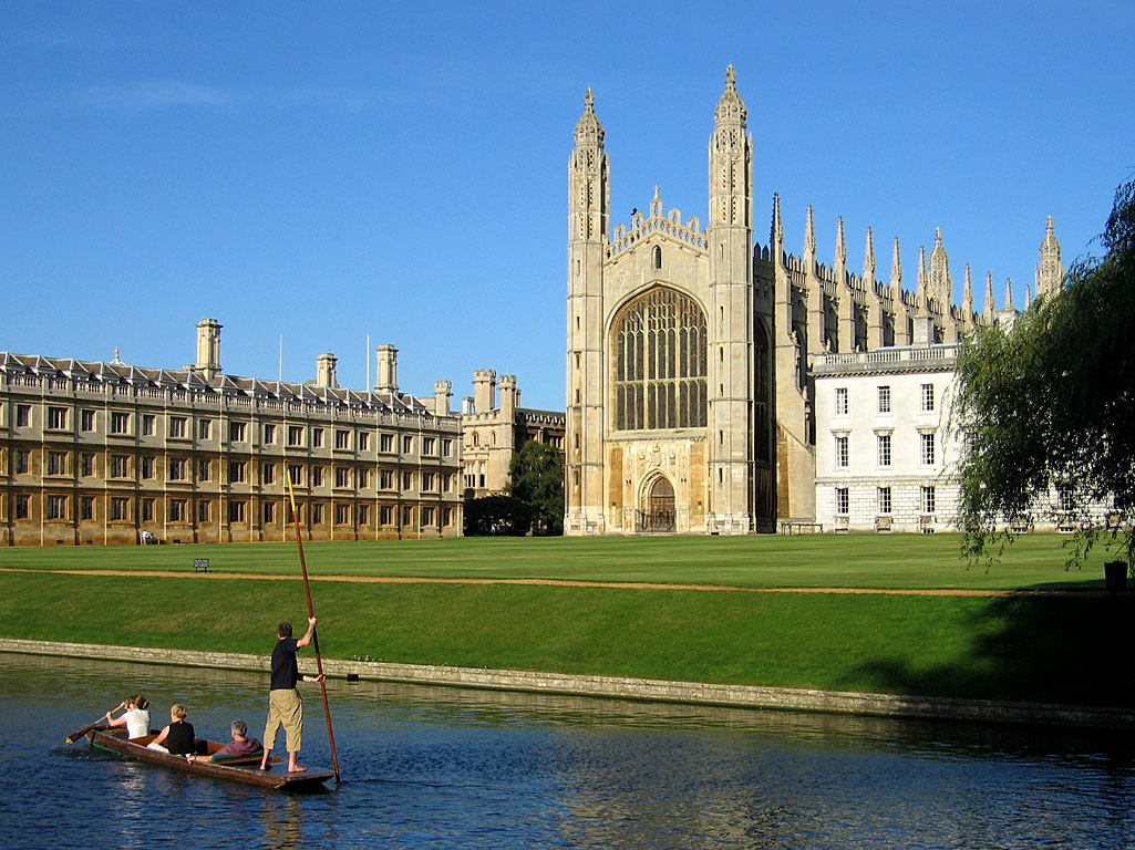 Looking Around Cambridge
