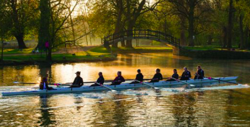 Rowing Oxford