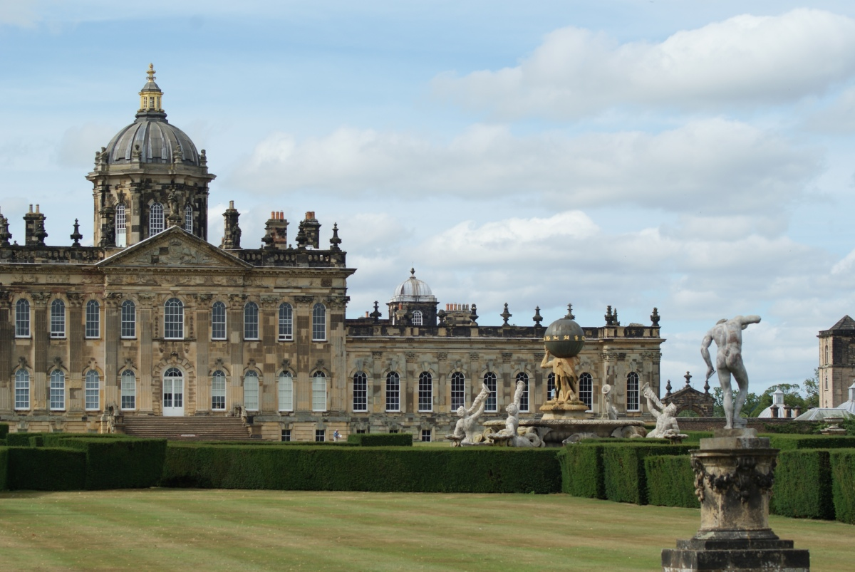 A Ramble Around Castle Howard