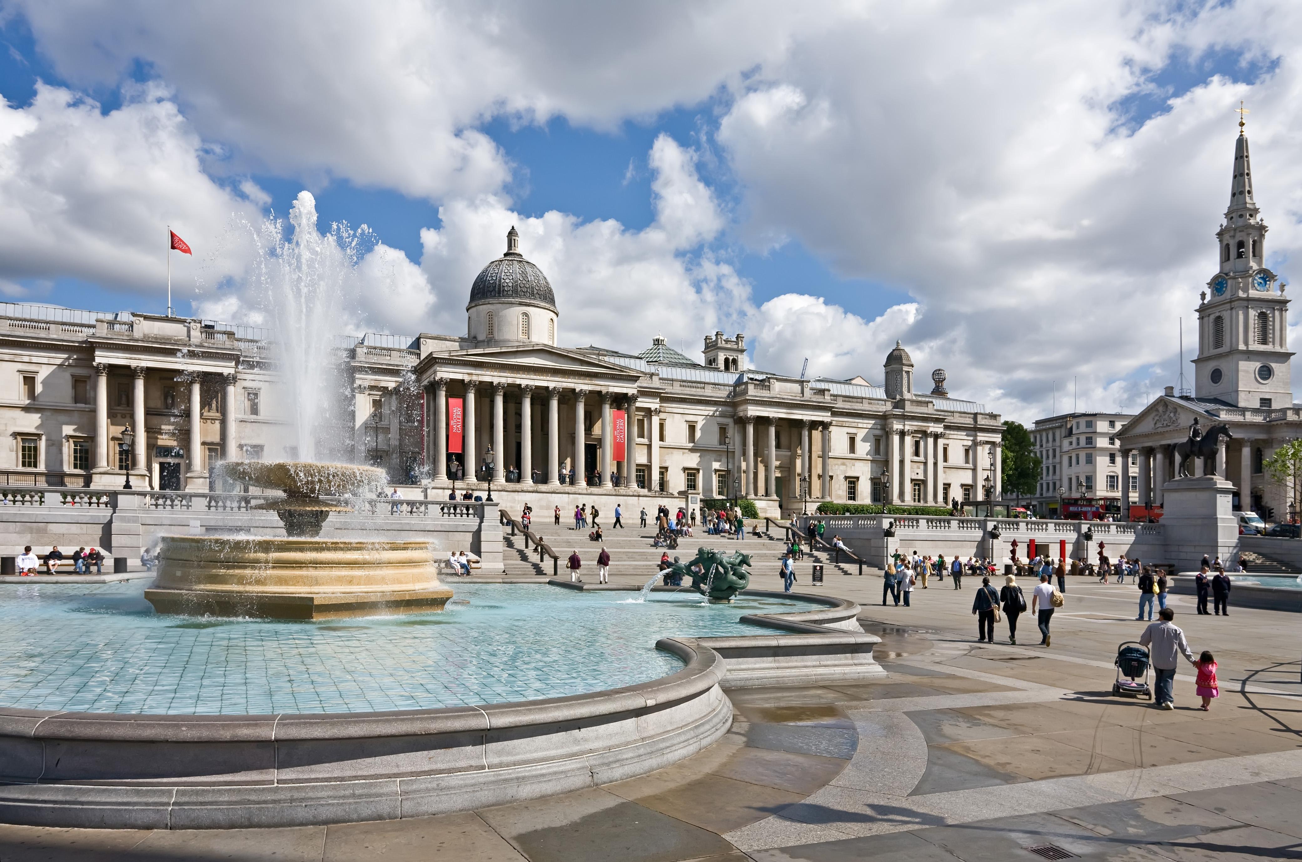 Trafalgar Square St Martins